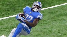 D'Andre Swift is not expected to play for Lions