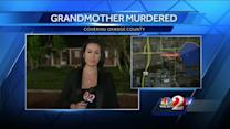 Grandson arrested in connection with grandmother's death