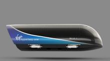 Devendra Fadnavis visits the test sites of Virgin Hyperloop One in Las Vegas