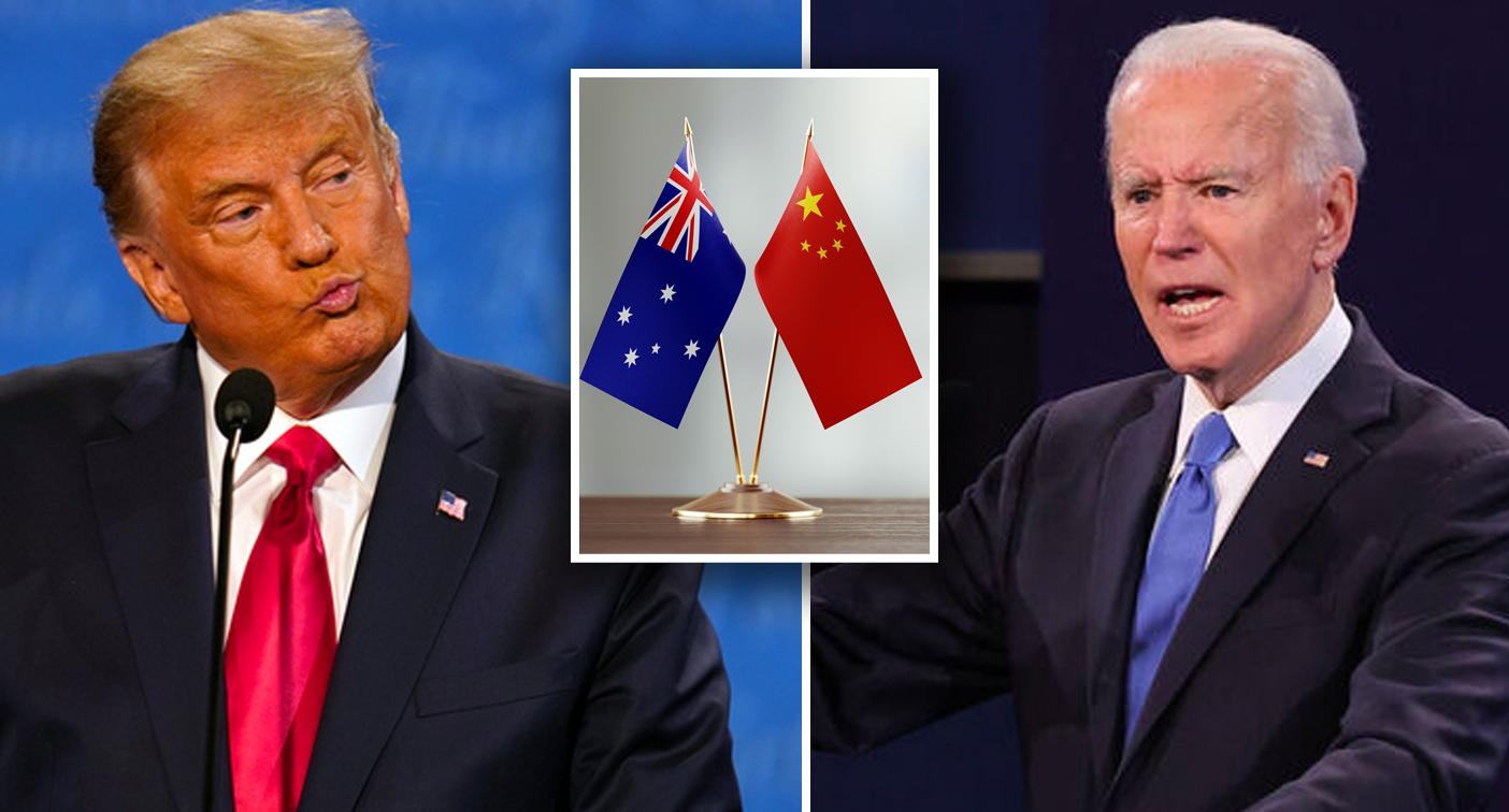 'Risks abound': Confronting China warning for Australia ahead of US election