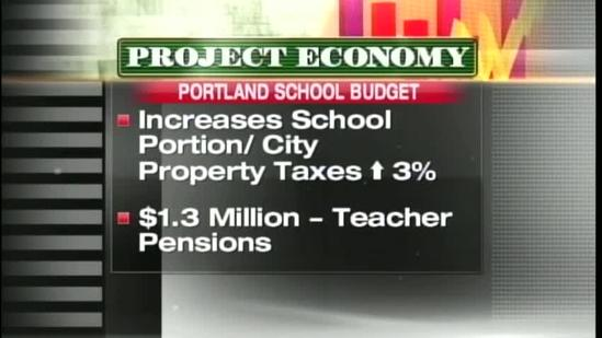 Portland to vote on school budget Tuesday