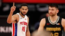 2 Pistons weren't supposed to play vs. Grizzlies. They were forced to, and won the game