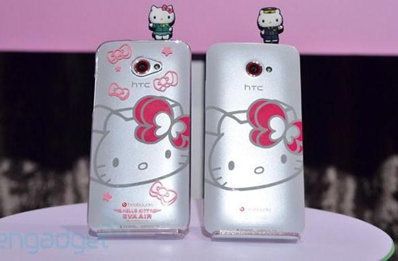 HTC's Butterfly s gets official Hello Kitty makeover