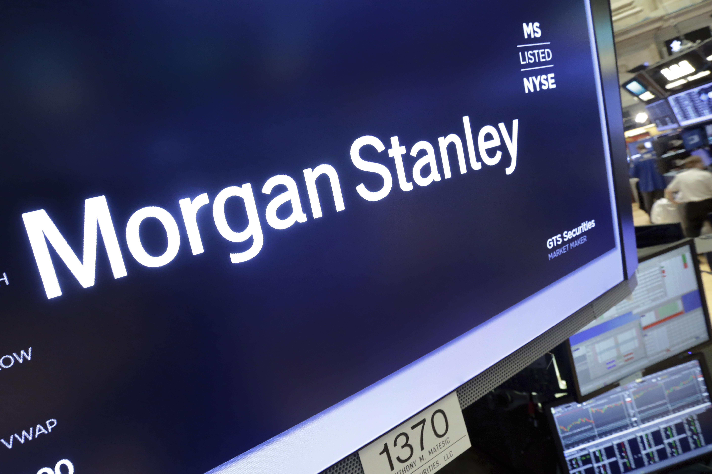 Morgan Stanley Posts 2q Profit