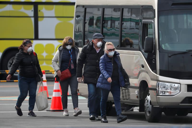 South Korean city urges 2.5M people to stay home over virus