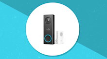 Amazon just knocked $50 off the price of its top-rated video doorbell —and no, it's not the Ring