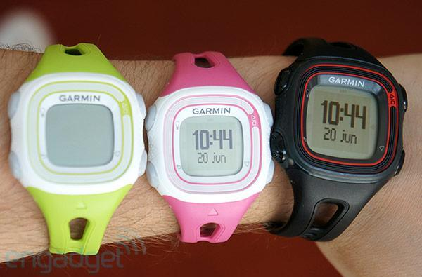 Garmin Forerunner 10 is a GPS watch designed for outdoor fitness, we go hands-on
