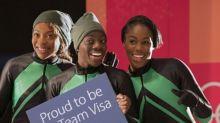 Visa se félicite de soutenir l'équipe féminine de bobsleigh du Nigeria pour les Jeux olympiques d'hiver de PyeongChang2018