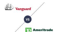 Vanguard vs. TD Ameritrade 2019