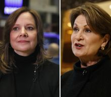 Female CEOs are competitively paid, but greatly outnumbered