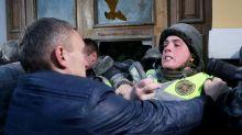 Ukrainian police clash with Saakashvili supporters in Kiev