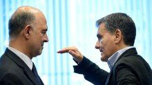 """Grèce: la zone euro sonne la fin de la crise, le pays ouvre """"une nouvelle page"""""""