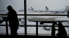 Snowstorm forces US airline Delta to cancels hundreds of flights