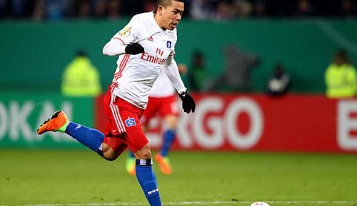 Bundesliga: HSV: Wood und Mavraj zurück im Mannschaftstraining