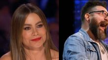 Sofia Vergara moved to tears by recovering addict's 'AGT' performance: 'I know very well the sickness of addiction'