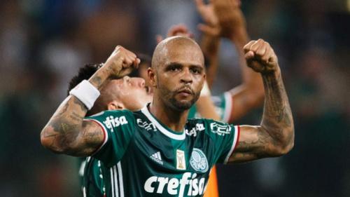 Felipe Melo cobra valorização da vitória do Verdão: 'Vencemos, gente'