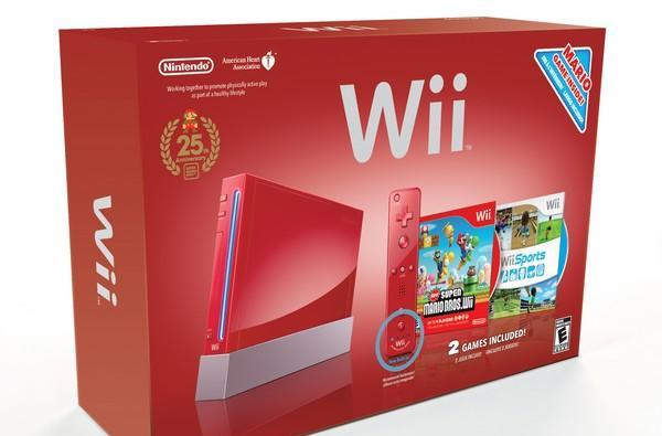 Nintendo Wii Remote Plus is just $39, gets included in shiny new red bundle