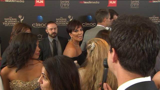 Kris Jenner on Kim Kardashian and Kanye West`s Baby Name