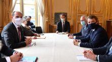 Covid en France: opération rattrapage pour le gouvernement avec les élus locaux
