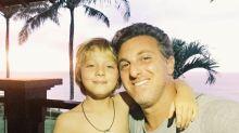 """Luciano Huck dá detalhes do acidente de seu filho: """"Fratura craniana"""""""