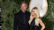 Jessica Simpson says husband Eric Johnson gave up alcohol to support her sobriety: 'I'll do it with you, babe'