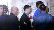Philippine president pardons U.S. Marine jailed for transgender killing