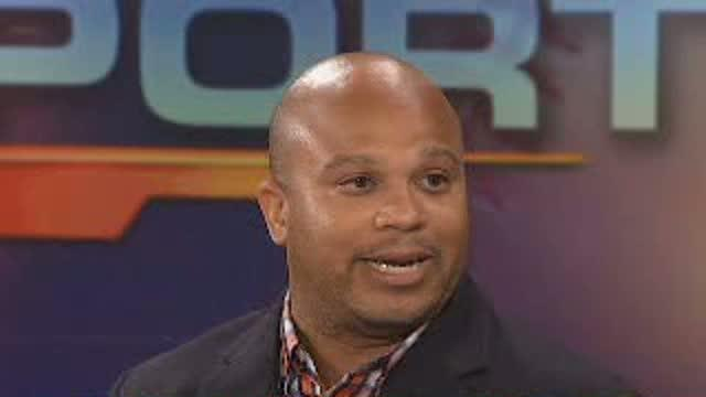 Andre Knott talks Browns 9-4-2011