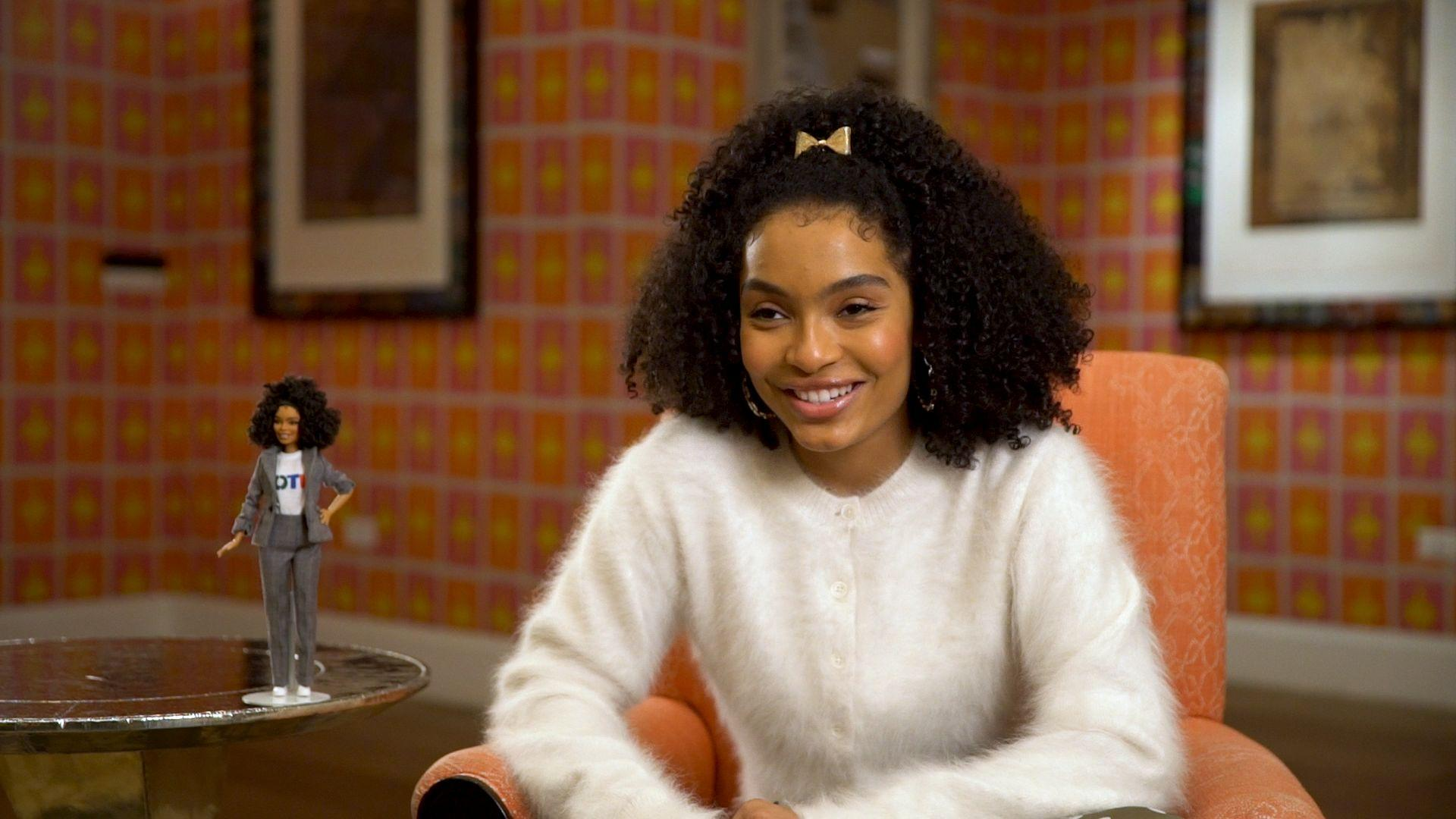 How young women like Yara Shahidi are helping Barbie stay relevant