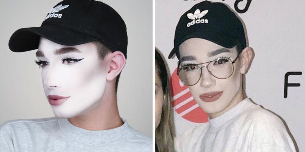 James Charles Just Trolled His Makeup Fail With the Most ...
