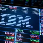 IBM's stock falls to close at early 2016 levels as investors impatient with turnaround