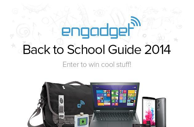 Enter our Back to School 2014 sweepstakes for a gadget-filled Timbuk2 bag!