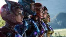 Power Rangers movie accused of copying sci-fi hit Chronicle
