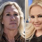 Meghan McCain Blasts Marjorie Taylor Greene For 'Behaving Like An Animal'
