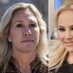 Meghan McCain Blasts Marjorie Taylor Greene For 'Behaving Like An Animal'