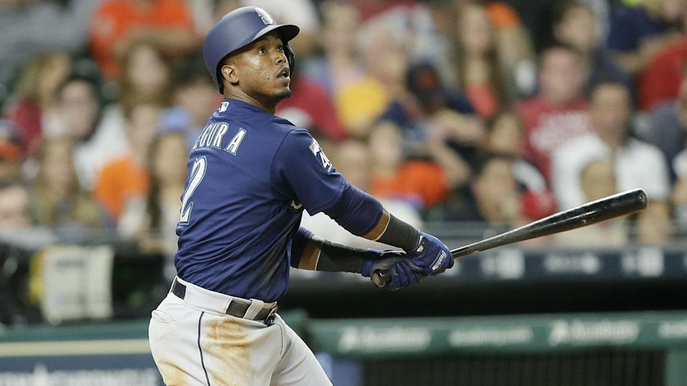 Mariners' Jean Segura lands on DL with hamstring strain