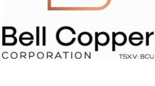 Bell Copper Announces $2,000,000 Non-Brokered Private Placement