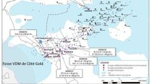 IAMGOLD annonce d'autres résultats positifs de son programme de forage de délimitation de la ressource dans la nouvelle zone aurifère Gosselin au projet en coentreprise Côté Gold