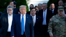 Pentágono tenta se afastar de Trump, depois de críticas por 'uso político'