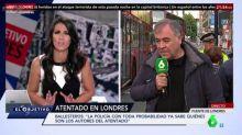 Duras amenazas a Ana Pastor tras su comentario sobre el atentado de Londres
