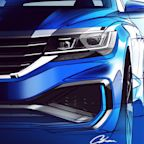 2020 Volkswagen Passat Revealed in Sketches, Will Be Evolutionary