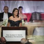 Nikki Haley mocks Trump for UN laughter and Elizabeth Warren controversy in dinner speech