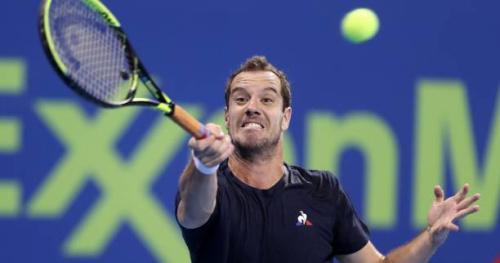 Tennis - ATP - Doha - Doha : Pas de quart de finale pour Richard Gasquet