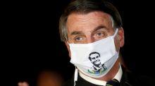 Brazil's Bolsonaro awaits coronavirus test result