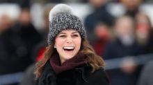 Wegen Bommelmütze: Herzogin Kate wird heftig auf Twitter kritisiert