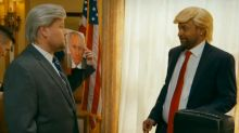 James Corden and Shaggy collude on 'It Wasn't Me' to parody Mueller investigating Trump