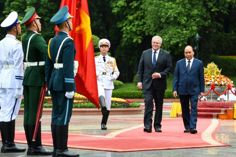 Last month Scott Morrison became the first Australian prime minister to visit Vietnam in 25 years