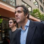 Michael Cohen reportedly paid $400,000 by Ukraine to arrange a meeting with Trump