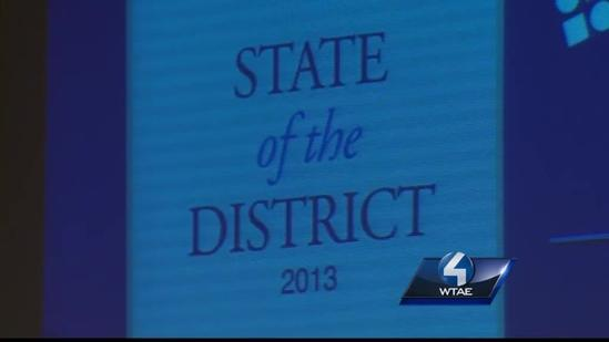 Pittsburgh Public Schools superintendent gives 'State of the District' address