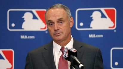 MLB commish opposed to automated strike zone