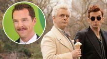Benedict Cumberbatch to play Satan in Neil Gaiman's 'Good Omens'